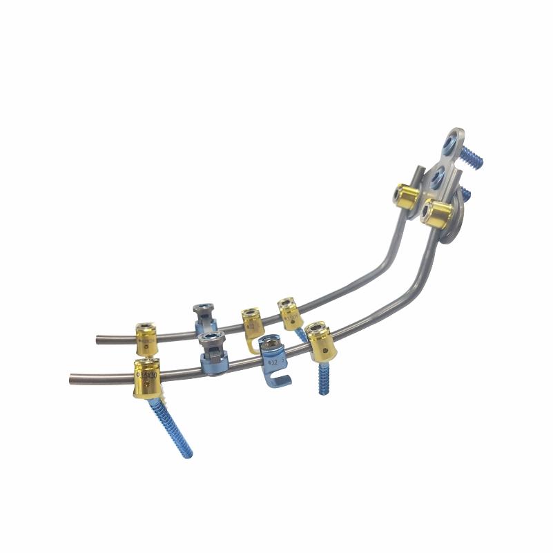 Vertaux Occipital System inTitanium